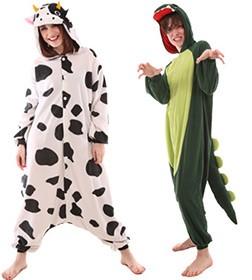 Les Funzoo sont des vêtements une pièce en style animal