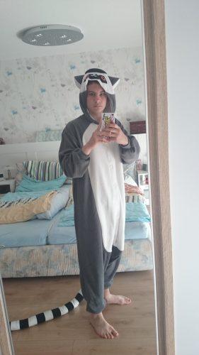 costumes d'animaux - Lemur