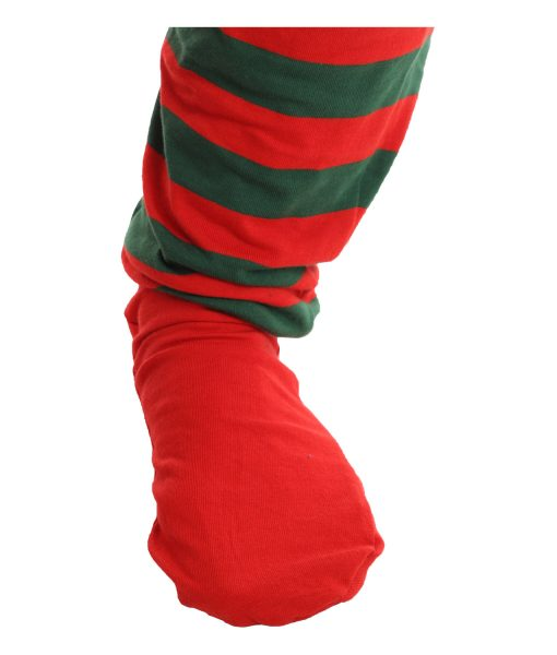 Grenouillère adulte avec pieds Elfie